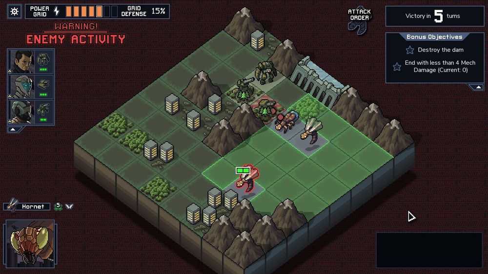 ANMELDELSE: Into the Breach
