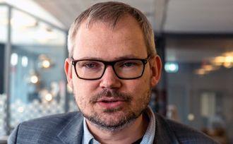 Roar Osmundsen, næringspolitisk ansvarlig i Kristiansand Næringsforening.