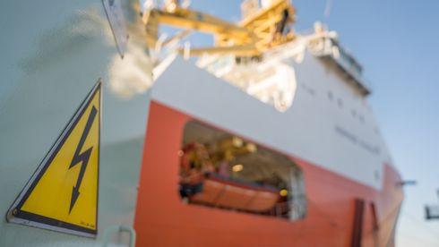 Bergen tredobler antall punkter for landstrøm - bare Hurtigruten alene vil kutte 27 tonn NOx