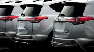Toyota skal slutte å selge dieselbiler i Europa