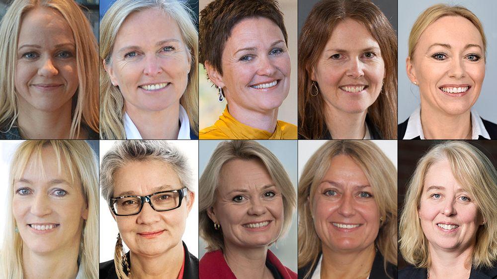 i 2018 kåret Abelia og Oda de beste kvinnelige teknologilederne. Nå er en ny kåring igang.