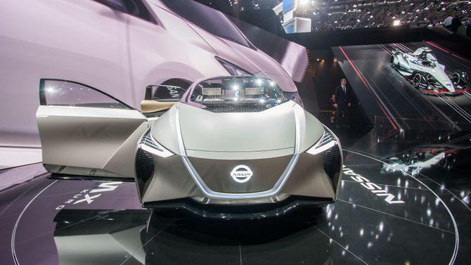 Nissan IMx Muro er en noe oppusset utgave av en eksisterende konseptbil.
