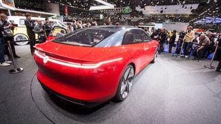 Volkswagen ID Vizzion er en konseptmodell i ID-serien.