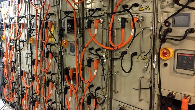 Markedet for maritime batterier i ferd med å eksplodere