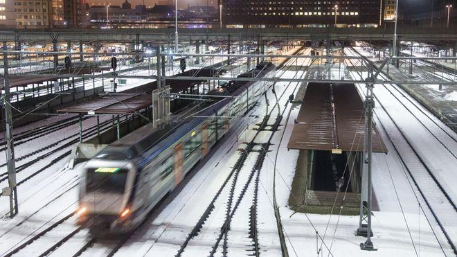 – Norge trenger 150 nye tog