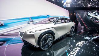 Nissan IMx Kuro.
