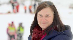 Vinteraktivitetsdag med Espira Brådalsfjellet i Kniplia skianlegg. Styrer Jane Laache.