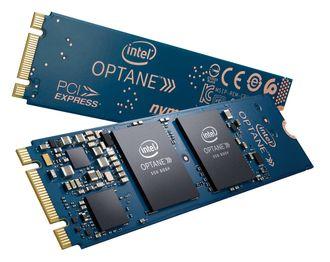 Intel Optane SSD 800P.