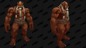World of Warcraft-orkene kan snart ta turen til kiropraktor