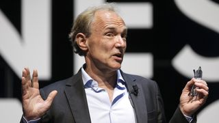 Tim Berners-Lee.