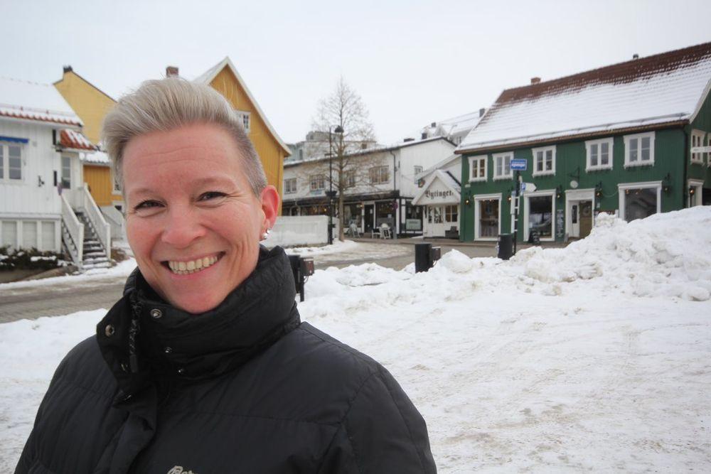 Anita Gjøs til ny jobb i Akershus Amtstidende.