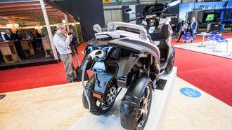 Qooder skal leveres med elektrisk motor fra neste år.