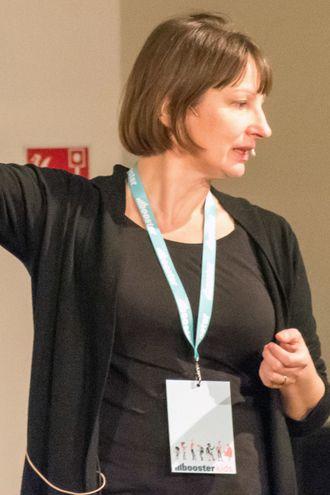 Nina Kaurel. Foto.
