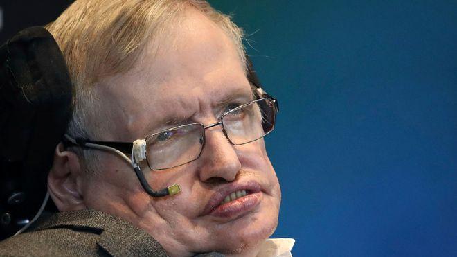 Stephen Hawking er død