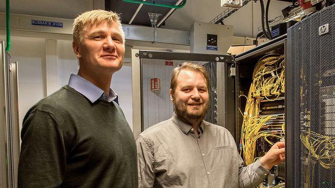 Første internett-tilbyder med 100 Gbit/s på det norske internett-knutepunktet Nix