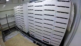 Den helautomatiske batterifabrikken til Corvus åpner neste høst