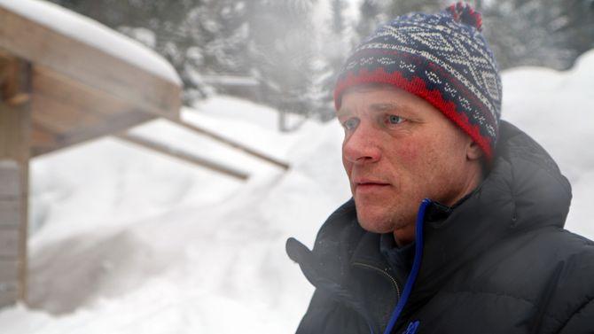 Småtjern naturbarnehage, Jørgen Kjørven.
