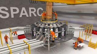 MIT: - Vi skal lage verdens første fusjonskraftverk