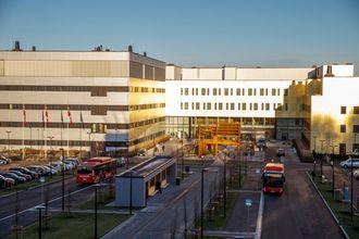 Sykehuset Østfold Kalnes utenfor Sarpsborg.