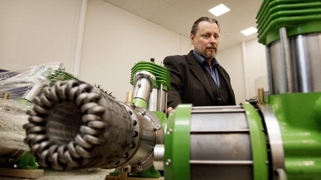 Løser nytt energiproblem med 200 år gammel stirling-teknikk