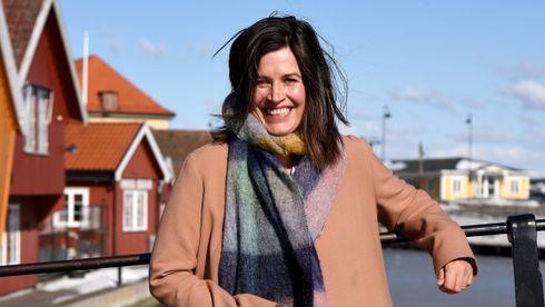 Hun valgte bort Oslo og Marienlyst for Kragerø og NRK Telemark. Nå er Washington neste stopp for Veronica