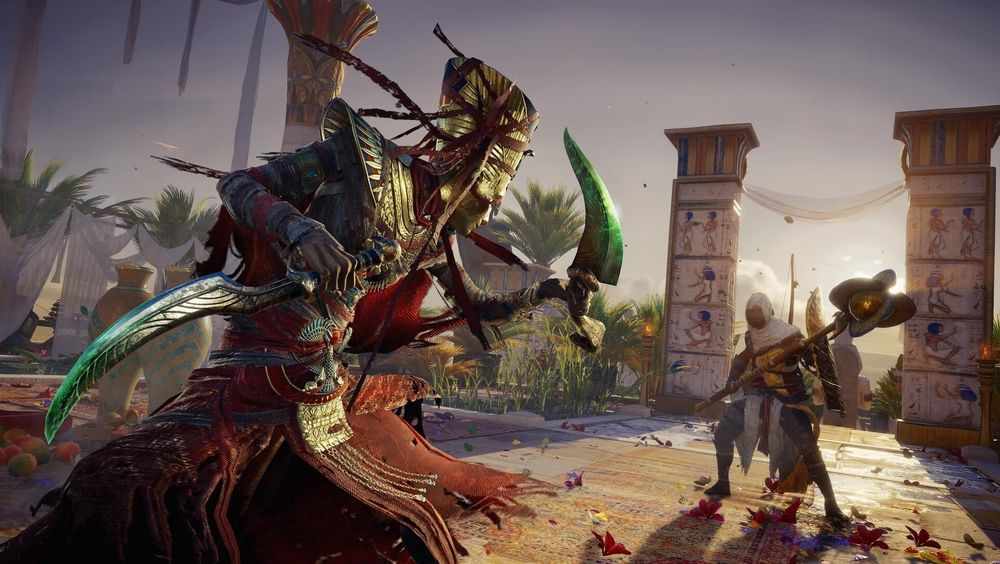 ANMELDELSE: Assassin's Creed Origins: Curse of the Pharaos