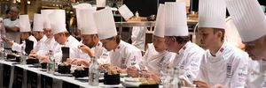 Les Ny partner for Bocuse d'Or Norge