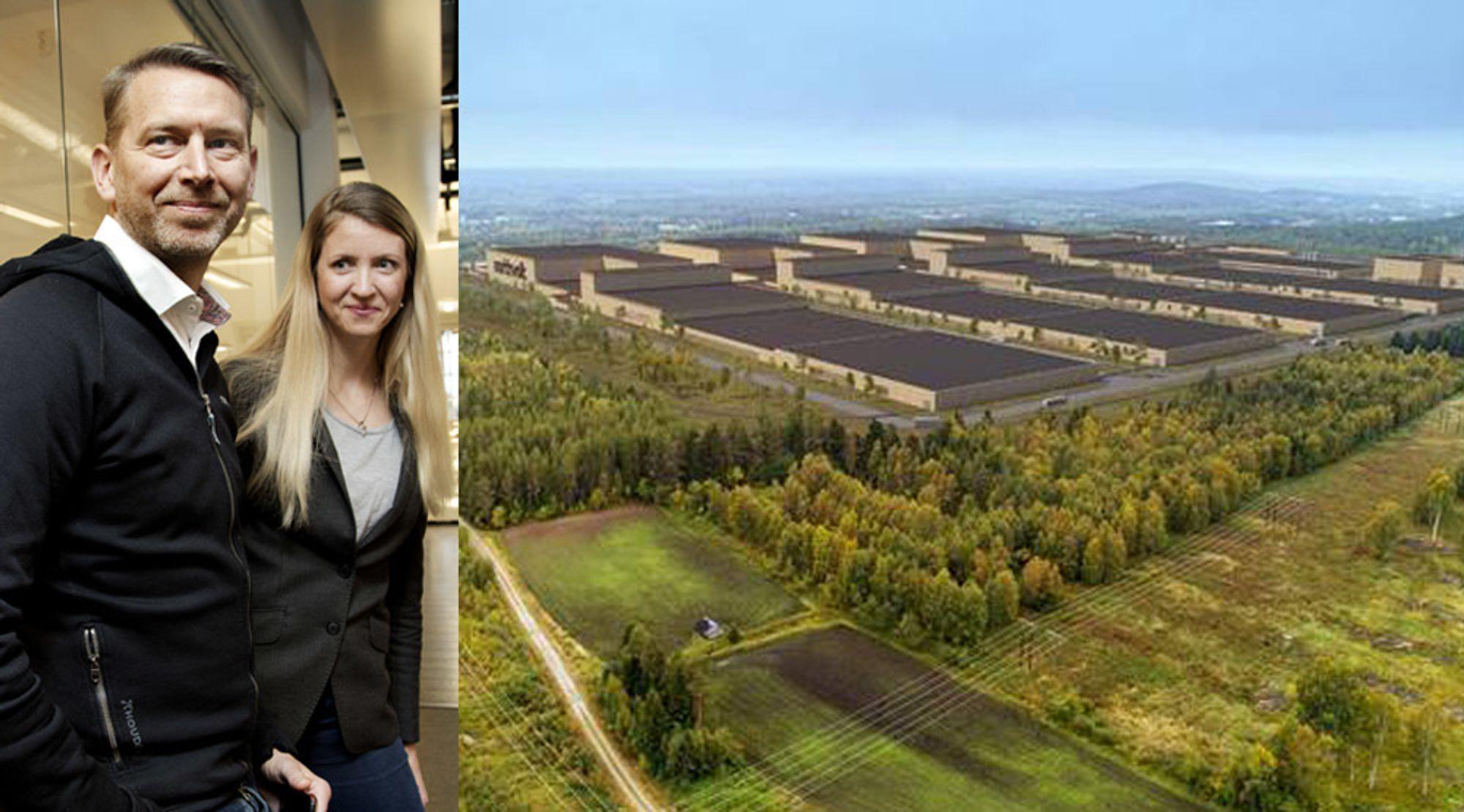 De mangler 40 milliarder, men er fast bestemt på å bygge verdens største og mest miljøvennlige batterifabrikk