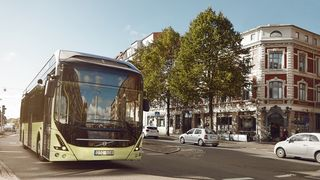 Batteribuss-satsing i Drammen er over et år forsinket