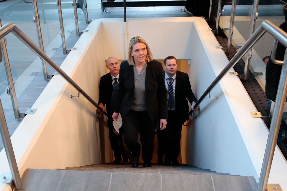 Sylvi Listhaug har hatt politibeskyttelse de siste to årene som statsråd. Bakgrunnen er drapstrusler hun har fått fra meningsmotstandere.