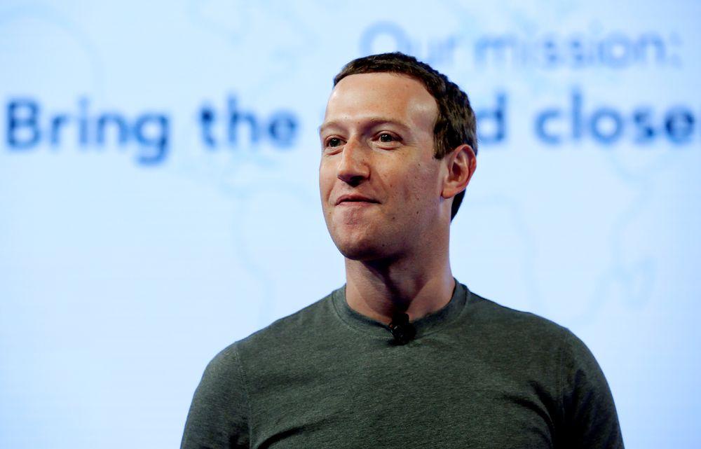 Mark Zuckerberg er i hardt vær etter Cambridge Analytica-skandalen.