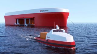 Japans svar på Amazon til Trondheim - skal knekke kode for selvkjørende skip med AI og big data
