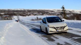 Nye Nissan Leaf er ikke medregnet i antallet elbiler Nissan skal lansere fremover.