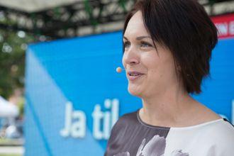 Stortingsrepresentant Åshild Bruun-Gundersen i FrP.