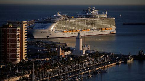 Her seiler verdens største cruiseskip for første gang