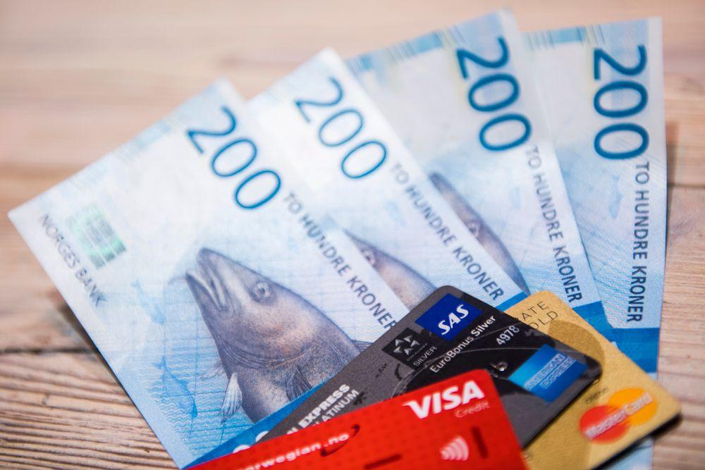 Finans Norge spår at kontantene vil forsvinne fra det norske samfunnet.