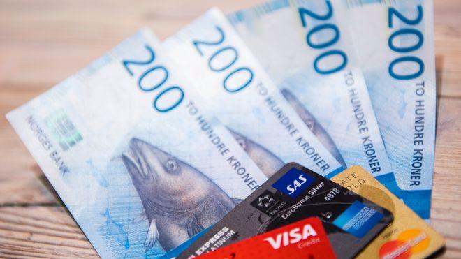 - Norge er på full fart mot å bli det første kontantfrie samfunnet