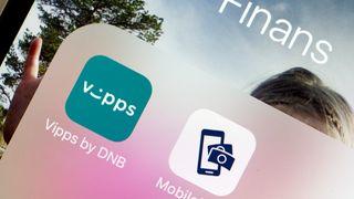 En rekke nye funksjoner i Vipps: - Mobilen overtar for betalingskort