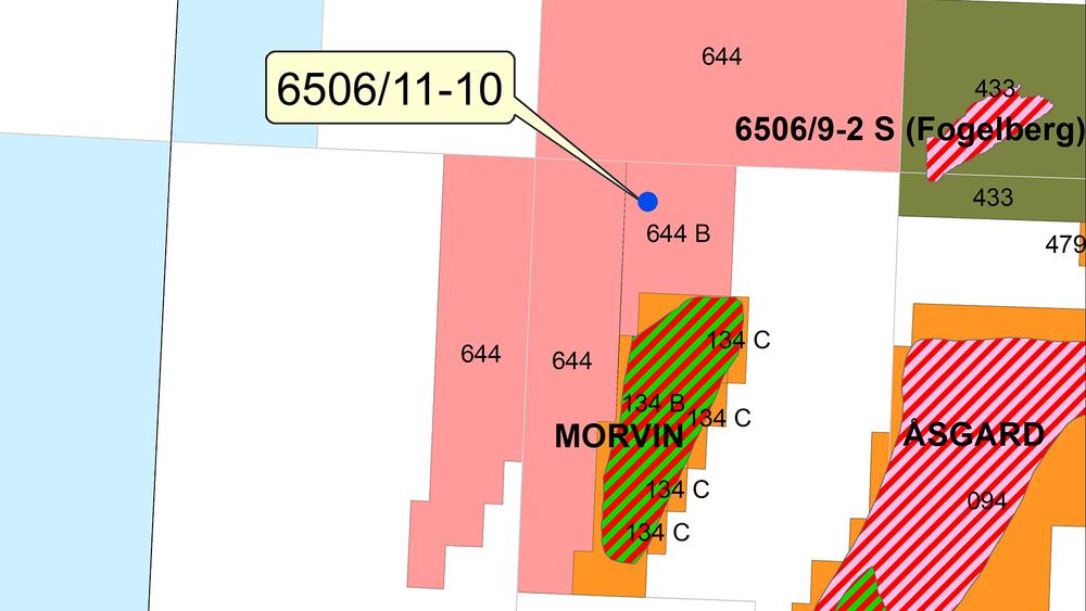 OMV har funnet gass og kondensat i Hades- og Iris-prospektene i Norskehavet.