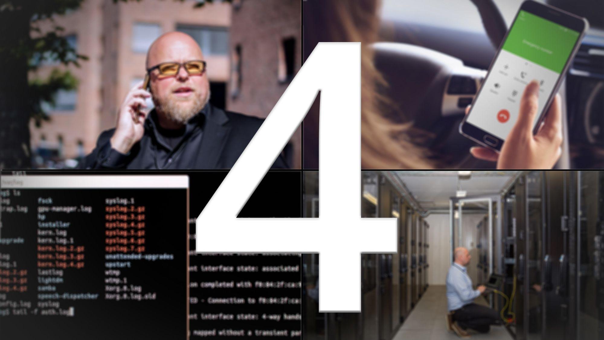 ANNONSE: Fire prinsipper for sikker virksomhets-IT