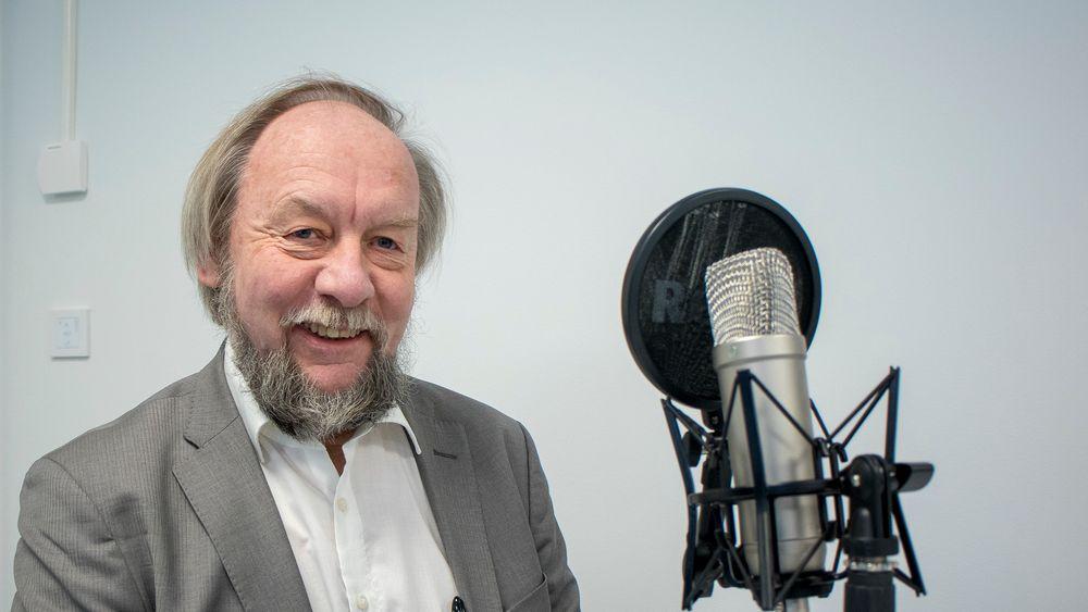 UKENS PODCAST: Fritz Albregtsen.