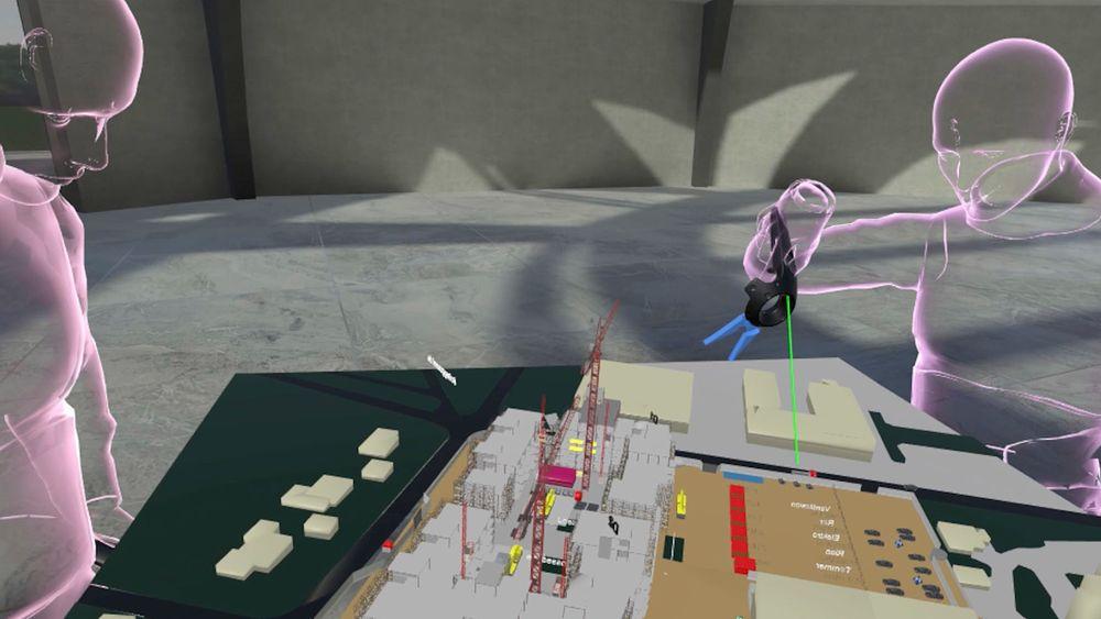 3D-JOURNALISTIKK: TU har fått 480.000 kroner i innovasjonsstøtte fra Google for å utforske 3D-journalistikk. Her fra et tidligere intervju i 3D med Dimension 10 og Veidekke.
