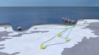 Kontrakter for 11 mrd: Aibel, Aker Solutions og Kværner skal bygge andre fase av Sverdrup