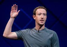 Facebooks administrerende direktør, Mark Zuckerberg.