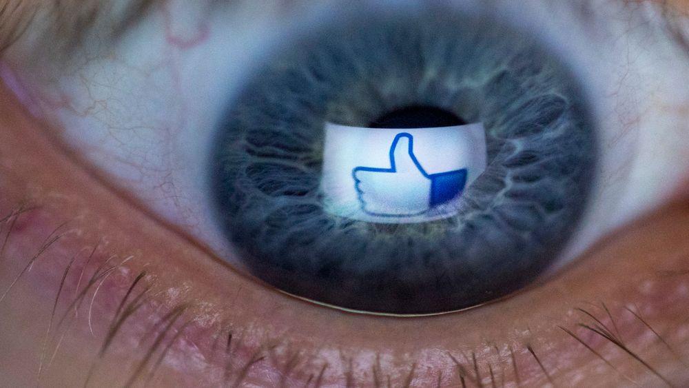 Onsdag ble det kjent at opptil 87 millioner Facebook-brukere, langt flere enn tidligere antatt, kan ha blitt berørt av Cambridge Analytica-skandalen. Illustrasjonsbilde.