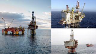 De neste 8 årene skal det fjernes gamle oljeplattformer for 50 milliarder. Her er oversikten