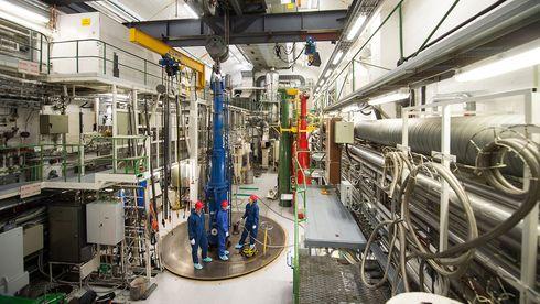 Oppdaget kritisk feil: Lekkasje i Haldenreaktoren