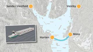 Asko vil frakte mat med selvkjørende skip
