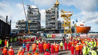 Statoil vet ikke hvor mye arbeid som gjenstår på Martin Linge: Regner ikke med det blir problemfritt