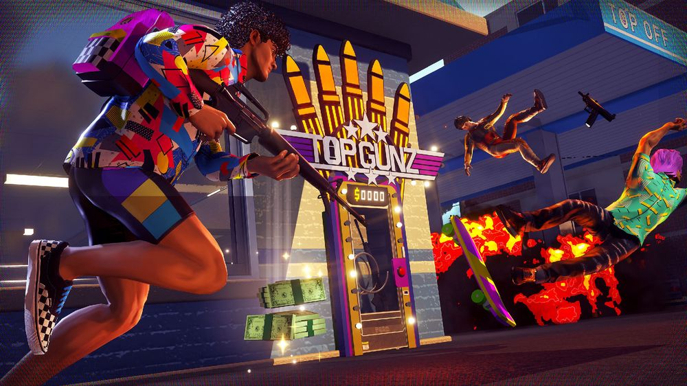 EARLY ACCESS-INNTRYKK: Radical Heights